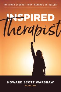 Inspired Therapist book cover